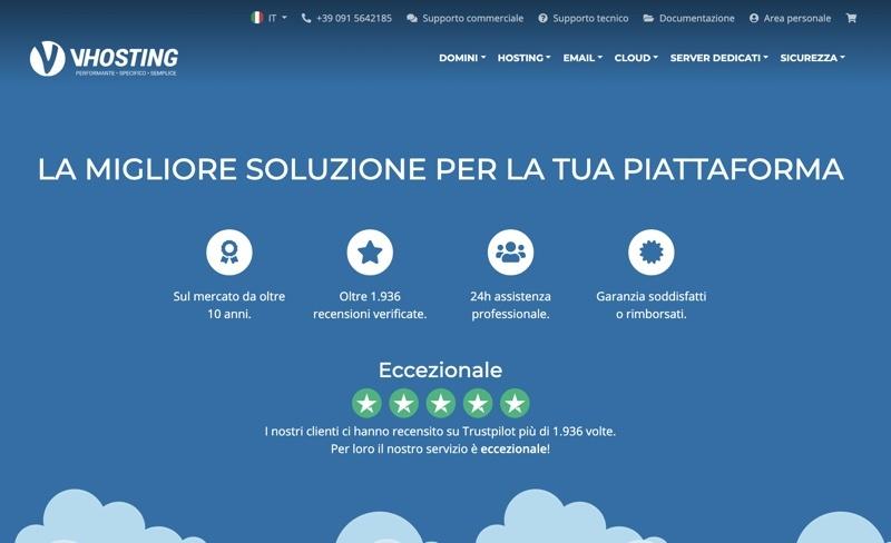 VHosting Italia